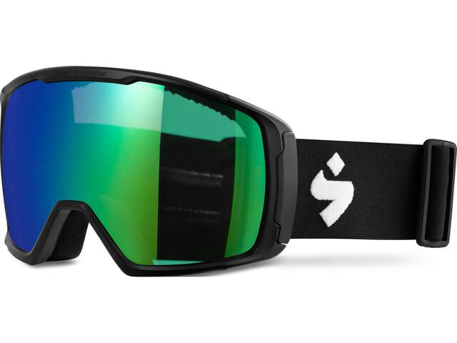 Sweet Protection Clockwork RIG Reflect Gafas Hombre, negro/verde